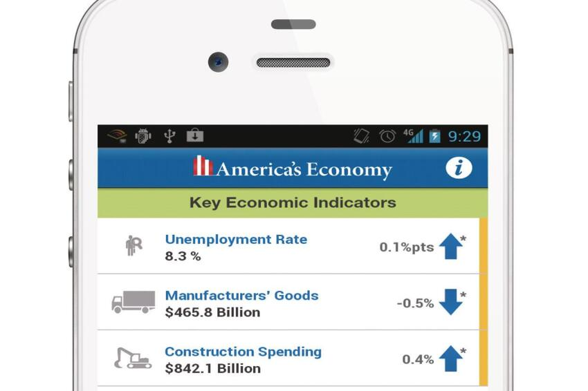 Census Bureau Combines Market Stats Into an App