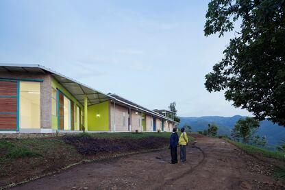 Village Health Works Staff Housing