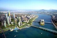 Studio Daniel Libeskind's Master Plan for Yongsan International Business District