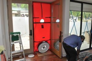 Blower Door testing is essential to ensure you've actually built a tight house.