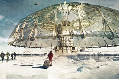 Polar Umbrella, First Place