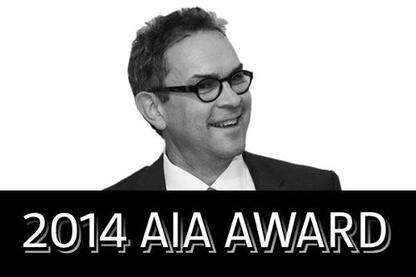 Fredric Bell Awarded the AIA 2014 Kemper Award