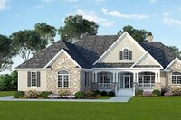 FourPlans: Country Curb Appeal from Don Gardner