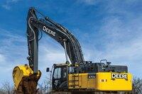 Updated John Deere 470G LC excavator