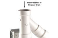 First UPC-Certified Graywater Diverter for Residential Use Now Available