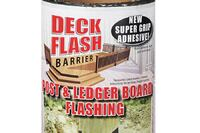 Cofair Products Deck Flash Barrier