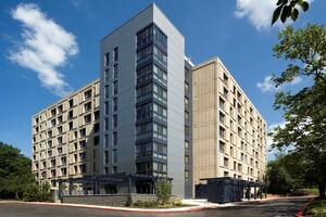 Rouse-Developed Apartment Building Gets Green Facelift