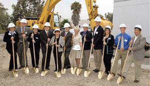 Complex financing helped break ground on Jamboree Housing's Granite Court in Irvine, Calif.