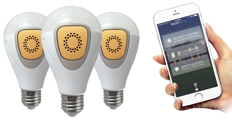 BeON Home protection system (PRNewsFoto/BeON Home)