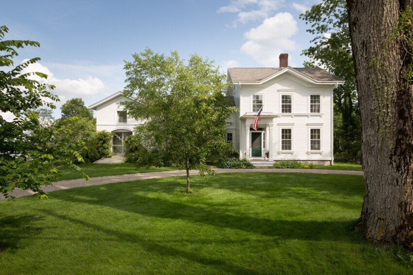 Past Meets Present in this Historic Home Update
