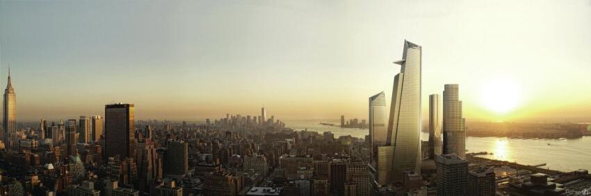 Hudson Yards rendering
