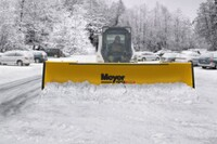 Telescoping Power Box Plow