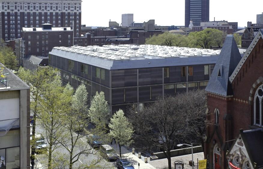 Center for British Art exterior