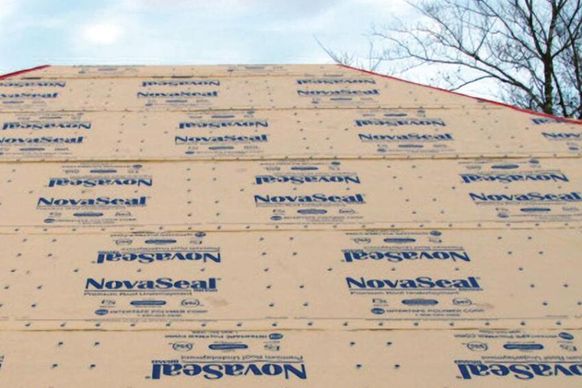 Lightweight Workhorse: IPG NovaSeal Roof Underlayment