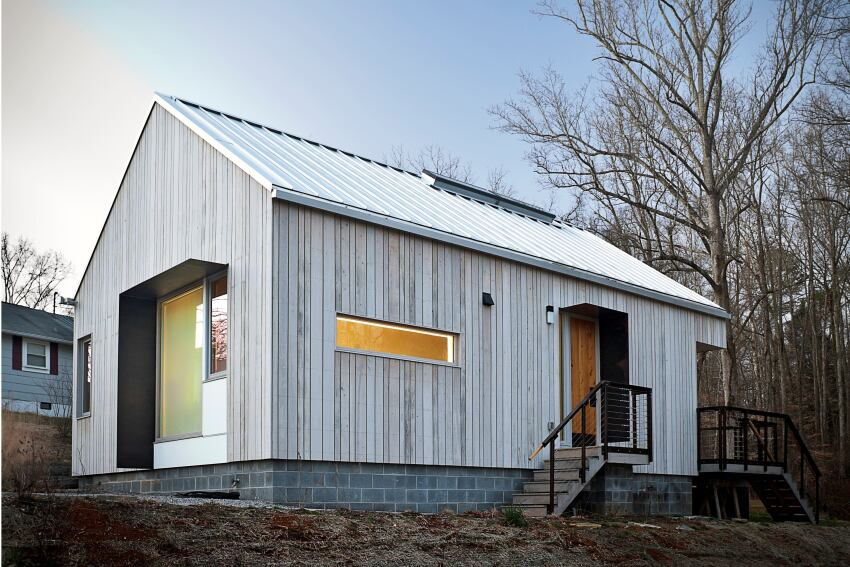 Prefab House is Living Lab for Energy and Water Conservation