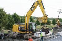 Fuel-efficient Excavator