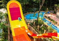 An original waterslide at its best!