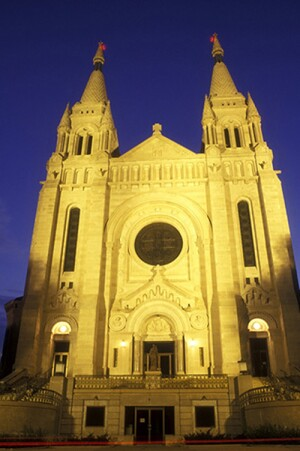 Stroik led the restoration of The Cathedral of Saint Joseph in Sioux Falls, SD, which was completed in 2011.