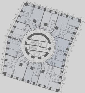 Representative floor plan.