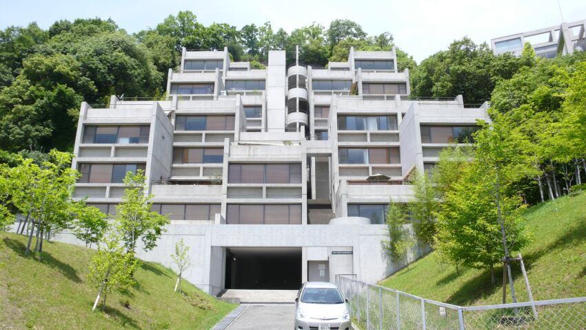 Landmarks: Rokko Housing One, Tokyo