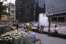 Hopkins Plaza