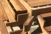 Framing Wrap-around Deck Stairs