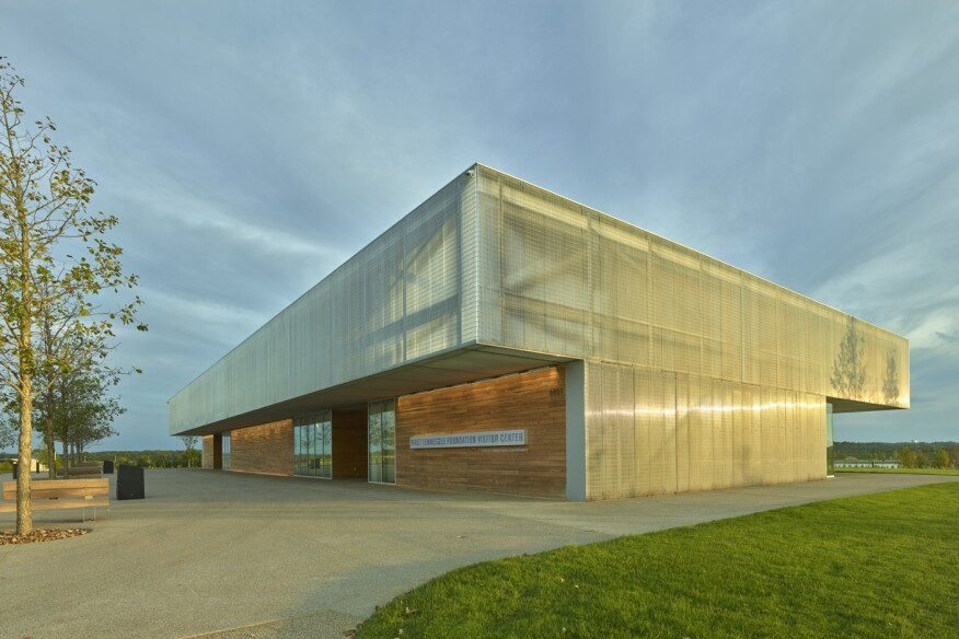 Shelby Farms Visitor Center
