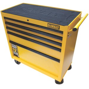 The DWMT73679 5-Drawer Roller Cabinet