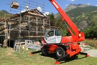 Manitou MRT Privilege Plus Rotating Telescopic Handlers