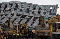 In the Wake of the Quake: Pre-Uniform Building Code Structures at Risk