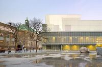 2012 AL Design Awards: Ryerson Image Center, Ryerson University, Toronto