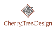 Cherry Tree Design Logo