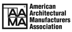 American Architectural Manufacturers Assoc. Logo