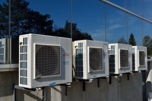 Air conditioners have become ubiquitous in American single family homes over the past 40 years.