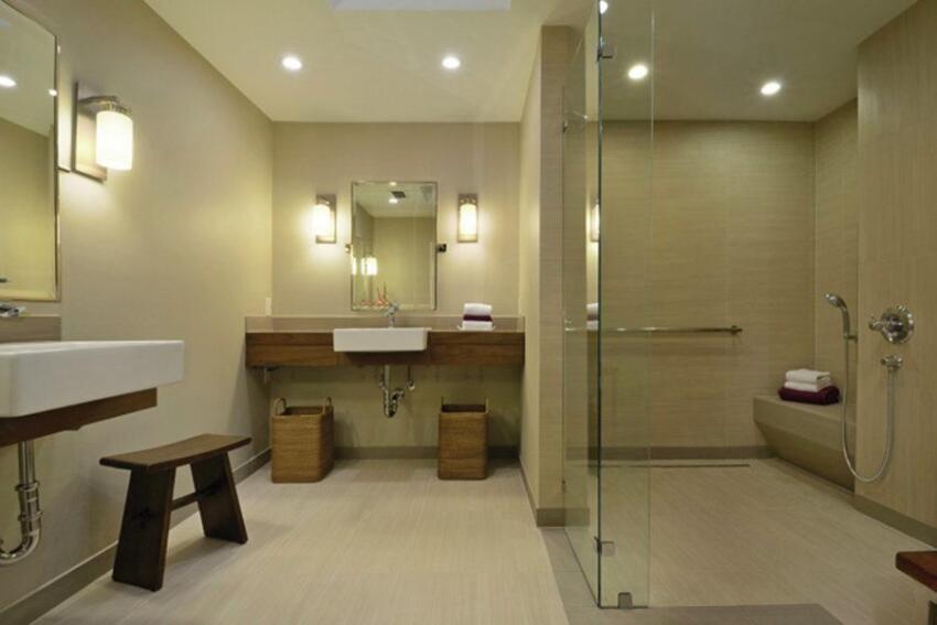 Crest Ridge Master Bath