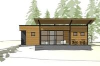 new from method homes and balance associates: s-m-l prefab houses