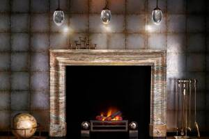 The art of mantel