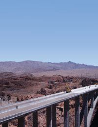 """It can be done,"" says Dave Zanetell, manager of the Hoover Dam Bypass project for the Central Federal Lands Highway Division of the Federal Highway Administration. ""It doesn't have to be that every great endeavor becomes a legacy that's hard to manage fiscally."""