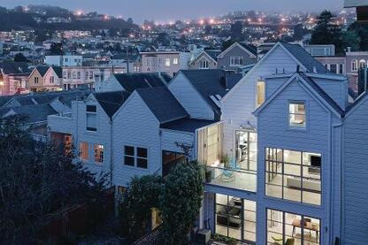 Time Lapse Remodel in San Francisco's Noe Valley