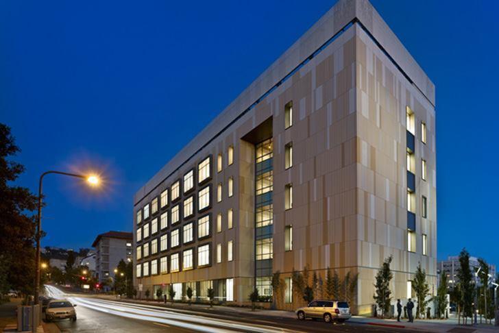 project gallery: uc berkeley's energy biosciences building