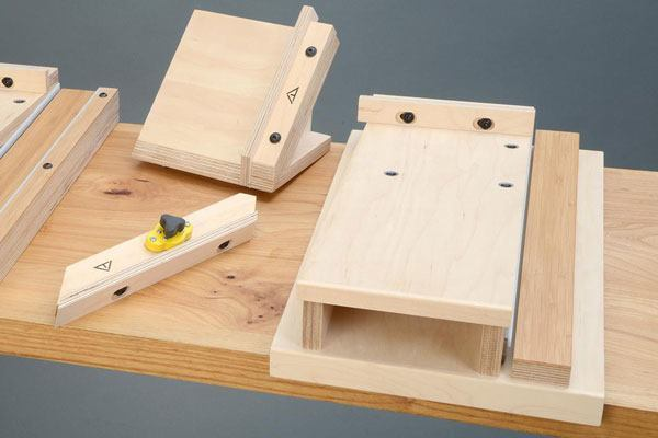 Precision passes with a handplane. Vogt Toolworks' shooting boards have gotten the attention of Lie Nielson and many other woodworkers, including folks at Fine Woodworking. Shooting boards start at $400.00