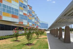 U.S. Concrete's Dallas Operating Company Meets School District's Sustainability Goals
