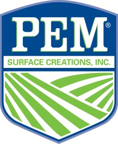 PEM® Surface Creations, Inc. Logo