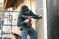 Tightening A House Shell From The Outside