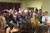Hoboken Townsfolk at Odds over Flood-Wall Proposal