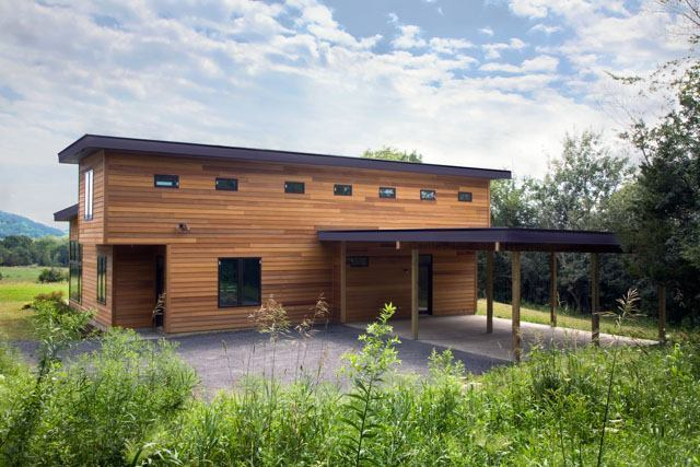 Modular building residential architect for Ultra modern modular homes