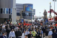 Almost 128,000 Attend Giant CONEXPO-CON/AGG