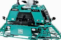 Multiquip Inc. + HTXD6i ride-on power trowel