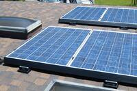 Simpler Solar Panel Assemblies
