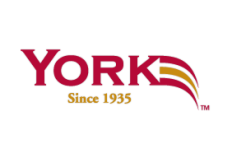 York Mfg. Logo